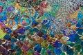 Photo : Colorful Bubbles daughters  speech
