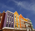 Colorful building Royalty Free Stock Image