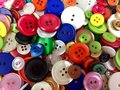 Colorful buttons Royalty Free Stock Photo