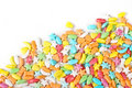 Colorful candy texture Royalty Free Stock Photos
