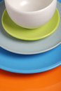 Colorful ceramics Royalty Free Stock Photos