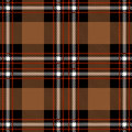 Colorful checkered pattern for school uniform. Royalty Free Stock Photo