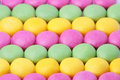 Colorful Chewy Dragees Royalty Free Stock Image
