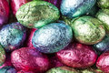 Colorful Chocolate Easter Egg ...