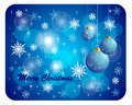 Colorful christmas vector backround and shine Royalty Free Stock Photography