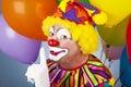 Colorful Clown - Shhhh