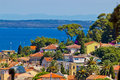 Colorful coastal town of Mali losinj Royalty Free Stock Photography