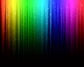 Colorful Computer Background Stock Image