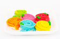Colorful Confection. Royalty Free Stock Photo