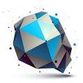 Colorful 3D Vector Abstract De...