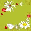 Colorful decorative background Stock Photo