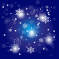 Colorful decorative christmas backround illustration Royalty Free Stock Photo