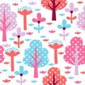 Colorful decorative pattern design