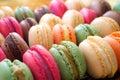 Colorful dessert Stock Image