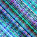 Colorful diagonal lines. Royalty Free Stock Photography
