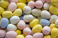 Colorful Easter Candy Stock Photography