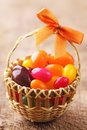 Colorful Easter Egg Candy