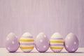 Colorful Easter Eggs. Backgrou...