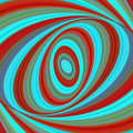 Colorful ellipse digital art background