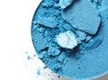 Colorful eyeshadow Stock Photo