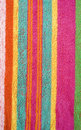 Colorful fabric texture Stock Images