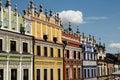 Colorful Facades - Zamosc City - Poland