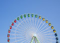Colorful Ferris Wheel Royalty Free Stock Photo