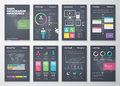 Colorful Flat Infographic Temp...
