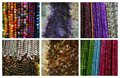 Colorful gemstones Royalty Free Stock Photo