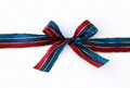 Colorful gift bow Royalty Free Stock Photography
