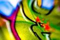 Farbistý umenie