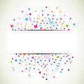 Colorful graphic design vector illustration of an abstract background Royalty Free Stock Photos