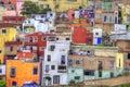Colorful Guanajuato, Mexico Royalty Free Stock Photo