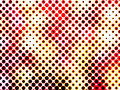 Colorful halftone abstract background Royalty Free Stock Photo