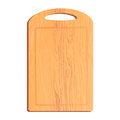 Colorful illustration of cutting Board