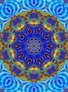 Colorful Kaleidoscope Pattern ...