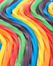 Colorful licorice Royalty Free Stock Photos