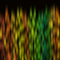 Colorful lines background Stock Image