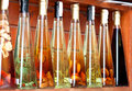 Colorful liqueur Royalty Free Stock Image