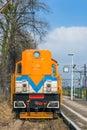Colorful Locomotive