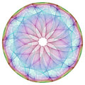 Colorful mandala Royalty Free Stock Photos