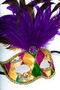 A Colorful Mardi Gras Or Venet...