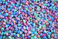 Colorful Marshmallows Background Royalty Free Stock Photo