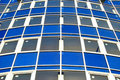 Colorful modern building Royalty Free Stock Image