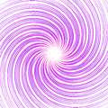 Colorful monochrome abstract spiral, swirl background. Distort Royalty Free Stock Photo