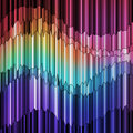 Colorful Mosaic Banner Royalty Free Stock Photography