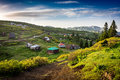 Colorful Mountain Resort