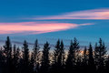 Colorful Nacreous Clouds