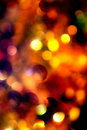 Colorful natural bokeh background Royalty Free Stock Photo