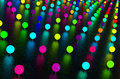 Colorful Neon Lights Royalty Free Stock Photo